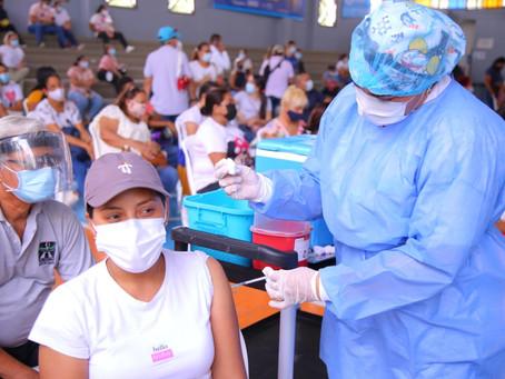 35.400 dosis de vacunas contra el Covid-19 llegaron a Barranquilla