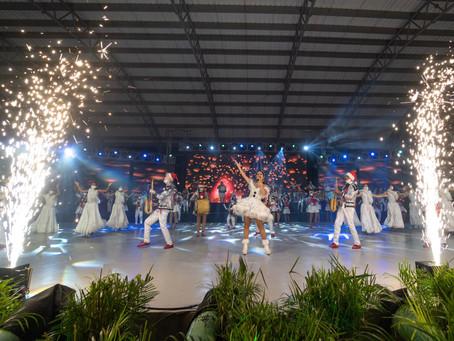 Disfrute desde casa show de navidad de la Banda de Baranoa