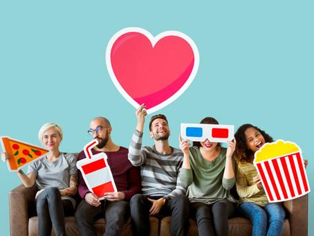Ideas para celebrar el amor y amistad en casa