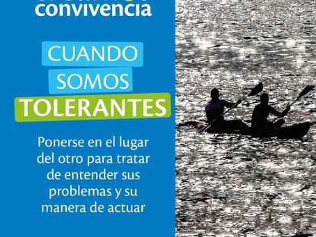 Con agenda cultural el Atlántico celebra la Semana de la Convivencia