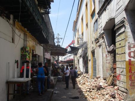 Abren convocatoria para intervenir callejones del Centro Histórico de Barranquilla