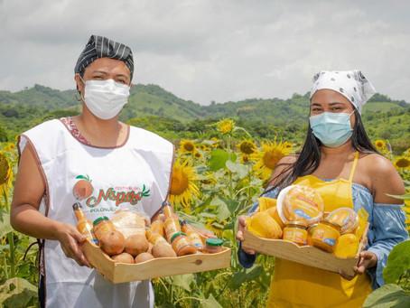 Más de 2.800 productos se vendieron en el El Festival del Mango y del Níspero