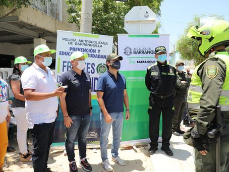 En Barranquilla implementan sistema de alarmas comunitarias para enfrentar la inseguridad