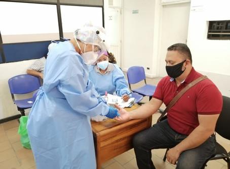 En Barranquilla el 91,5% de pacientes con Covid-19  están recuperados