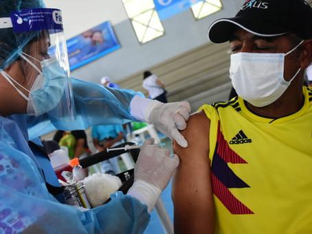En Usiacurí y Suan se unificarán las fases y etapas de vacunación