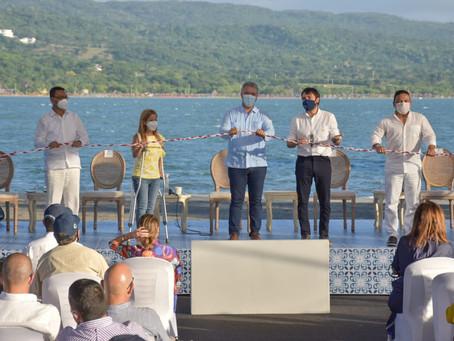 Más de $1 billón invertirá Gobierno Nacional en sector turístico del Atlántico