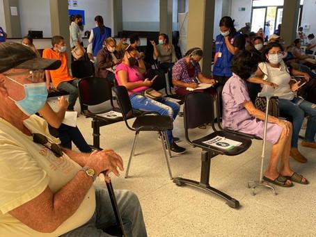 132 víctimas del conflicto en Barranquilla reciben cartas de indemnización