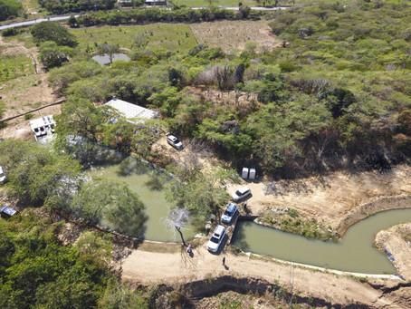 Inicia rehabilitación de distritos de riego para reactivar el campo en el Atlántico