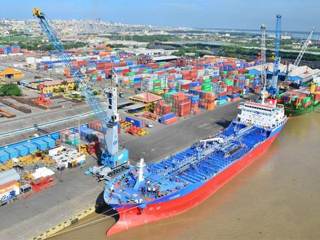 Gobierno Nacional se compromete a garantizar recursos para dragado en el Puerto de Barranquilla