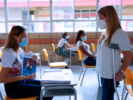 Estudiantes atlanticenses se preparan para las pruebas de Estado
