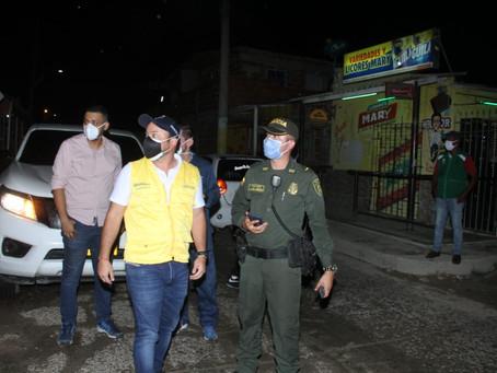 950 fiestas apagadas y más de 1.000 comparendos han sido impuestos en Barranquilla