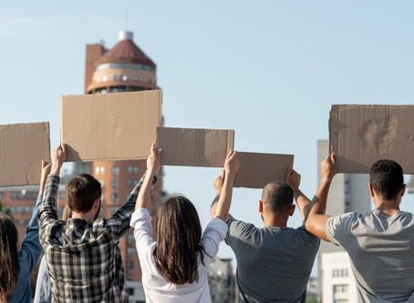 Gremio de los comerciantes piden que cese el vandalismo y la violencia en las protestas
