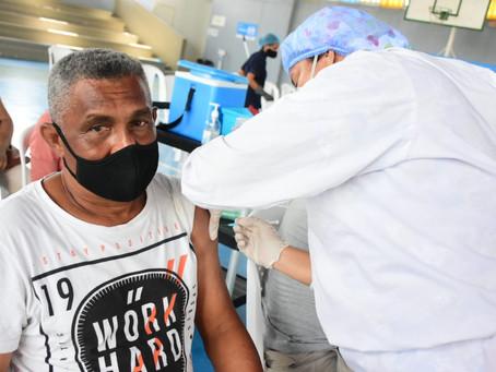 Atlántico inicia fase dos del Plan Nacional de Vacunación