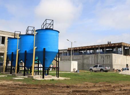 Garantizan agua potable a más de 150 mil atlanticenses