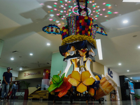 Exposición interactiva 'La Vida es el Carnaval' exalta las tradiciones de la fiesta