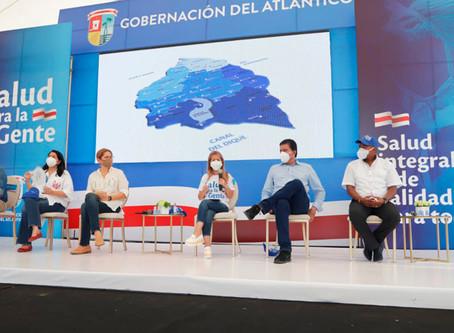 Gobernación del Atlántico invertirá más de $135 mil millones para modernizar hospitales