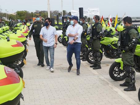 Barranquilla fortalece su seguridad para garantizar tranquilidad ciudadana
