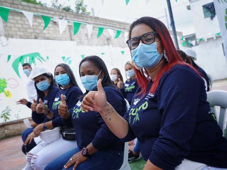 Con programa 'BaqCultiva' buscan mejorar calidad de vida de reclusas en Barranquilla