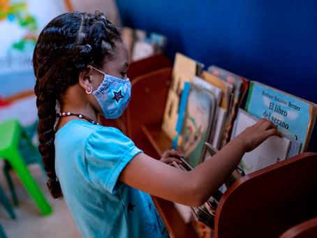 Hasta el 28 de abril niños disfrutarán de agenda de actividades virtuales en el Atlántico