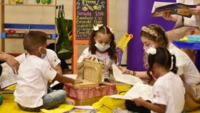 Con temas de medio ambiente inició la Semana de la Primera Infancia en Barranquilla