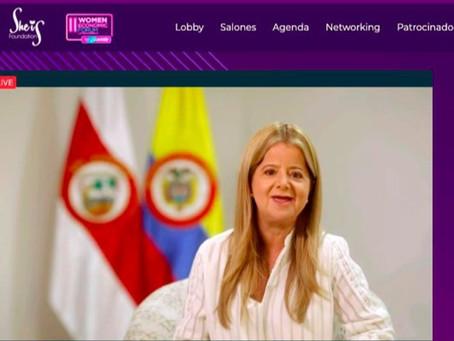Gobernadora Elsa Noguera destaca importancia de la igualdad de género