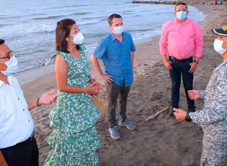 Posible reapertura de playas en el Atlántico sería el 18 de septiembre