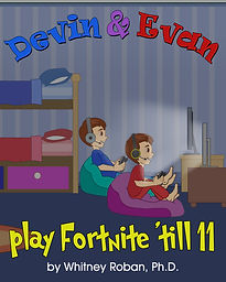 Devin & Evan Play Fortnite Til 11 Jpeg F