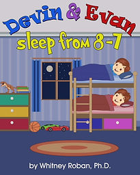 Devin & Evan Sleep From 8-7 Cover Photo_