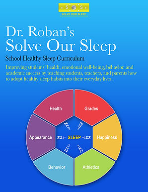 Healthy Sleep Curriculum General School