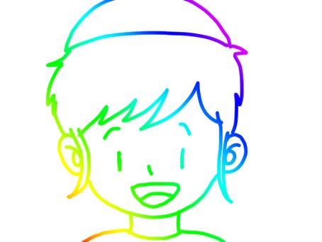 טיפ 2# קו קונטור צבעוני- חלק ב'
