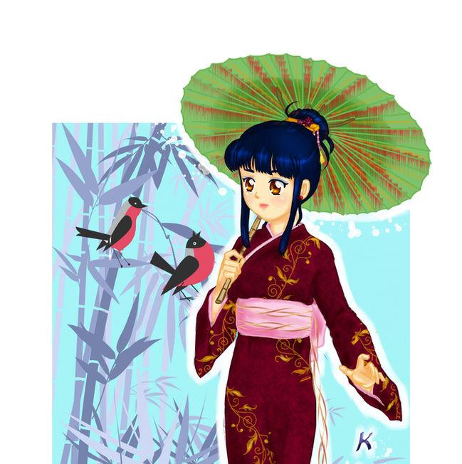 ילדה יפנית בקימונו 2.jpg