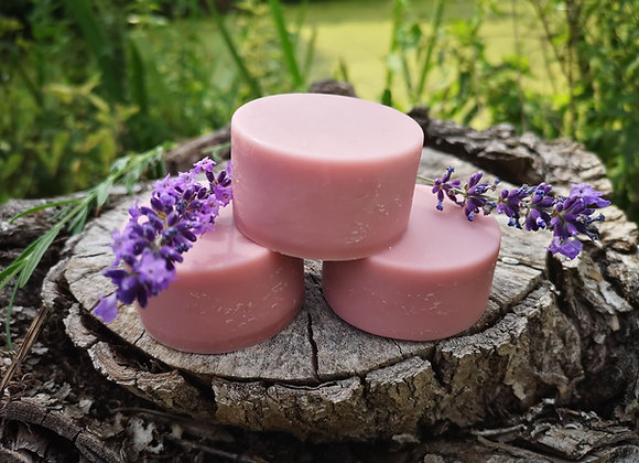 Lavender hair conditioner bar