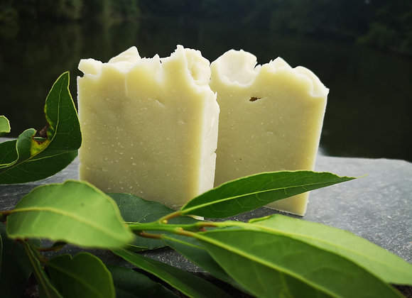 Laurel Berry oil soap