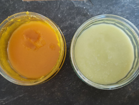 Hair treatments - my Sunday experiment