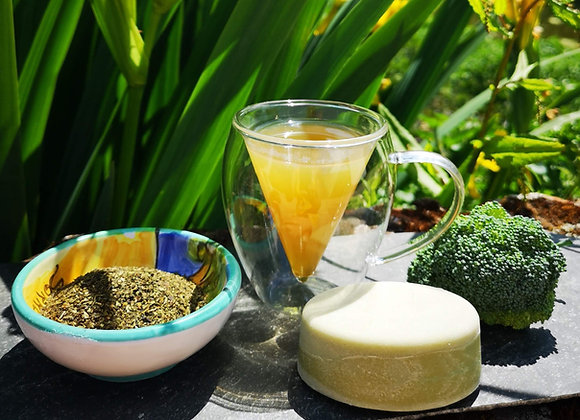 Herbal Shine Green Tea Shampoo