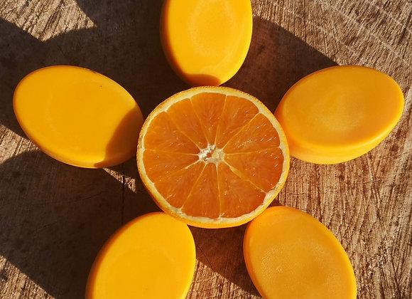 Orange Burst Shampoo Bar