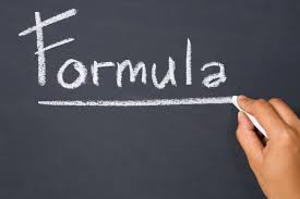 A Useful Tool - The Change Formula?