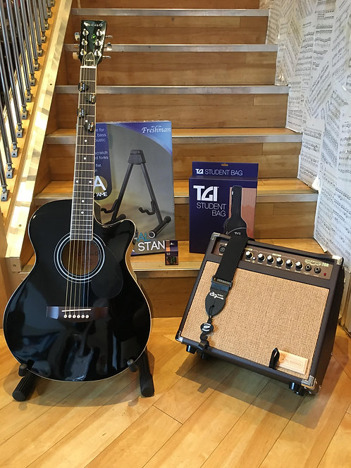Acoustic Guitar Pack 2 - Chicago/Carlsbro BK