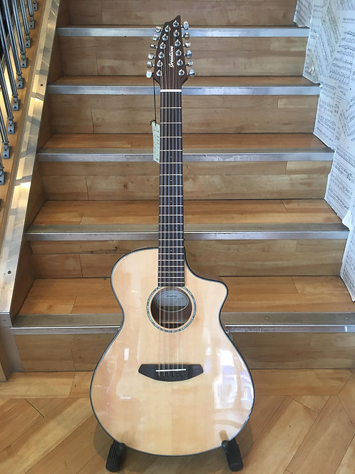 Breedlove Pursuit Concert CE 12-String SIT/MAH