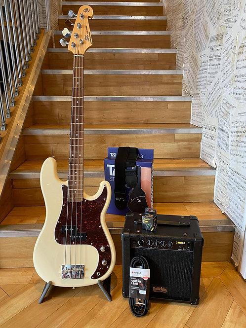 SX Precision  Bass Guitar Pack 1 VW