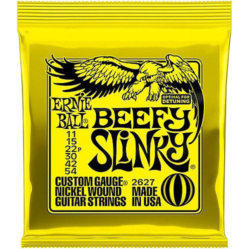Ernie Ball Beefy Slinky Electric Guitar Strings