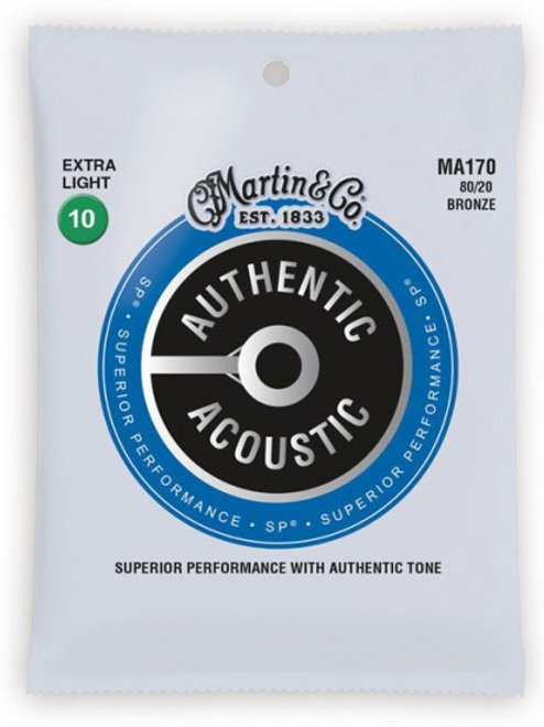 Martin MA170 Acoustic Guitar Strings