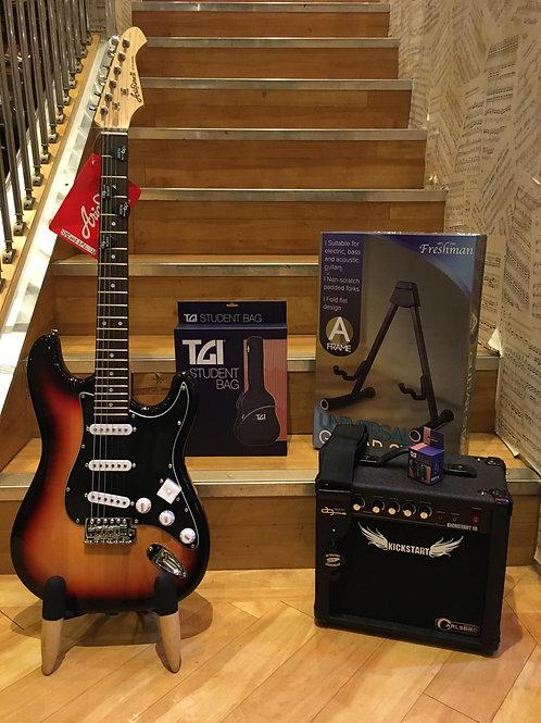 Electric Guitar Pack 2 - Aria SB