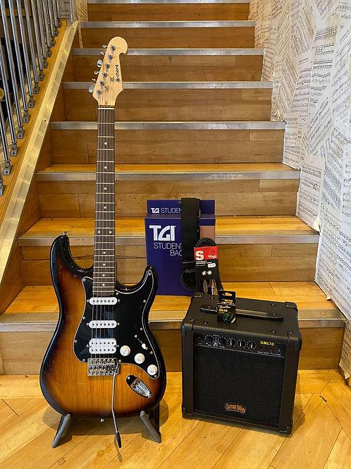 Electric Guitar Chord CAL64 HSS Pack 1 - TB