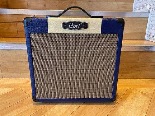 Cort CM15R Guitar Amplifier Blue