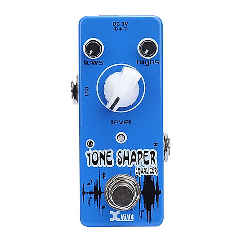 Xvive Tone Shaper EQ