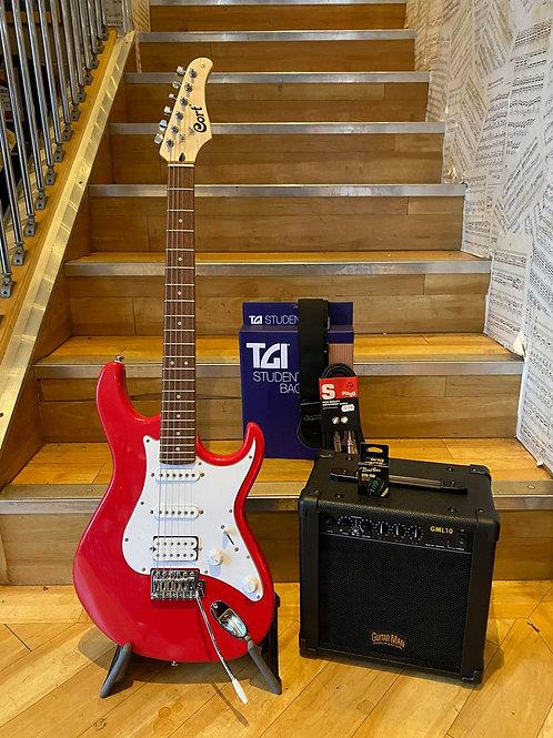 Electric Guitar Cort G110 HSS Pack 1 - SRD