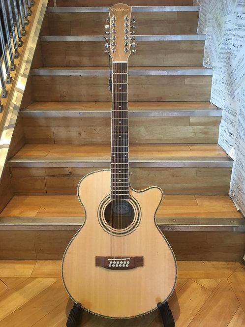 Freshman FA1AM 12-String El/Ac