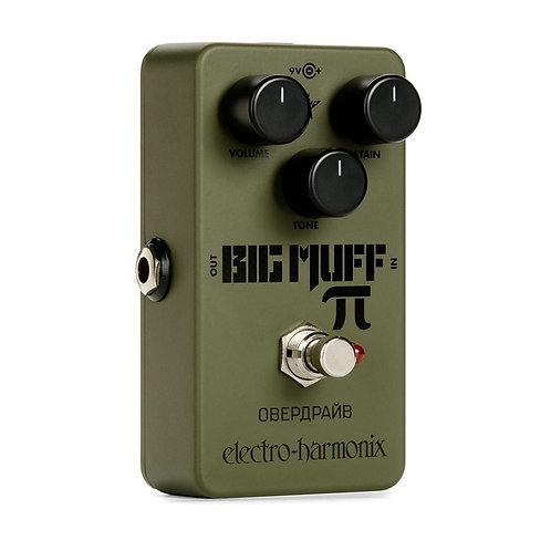 Electro Harmonix Green Russian Big Muff Pi