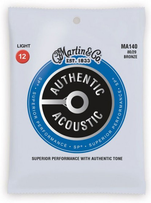 Martin MA140 Acoustic Guitar Strings